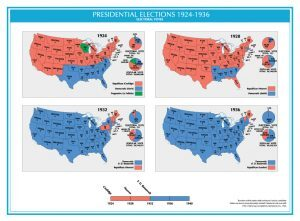 Presidential Elections 1924-1936