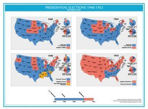 Presidential Elections 1940-1952