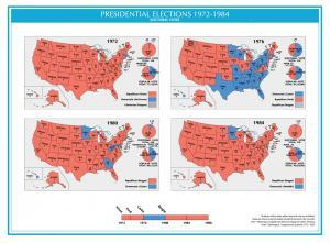 Presidential Elections 1972-1984