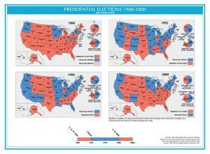 Presidential Elections 1988-2000