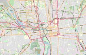 OSM Roads
