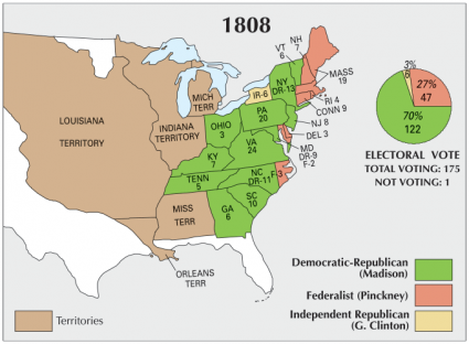 US Election 1808