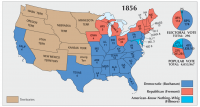 US Election 1856