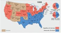 US Election 1888