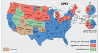 US Election 1892