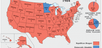 US Election 1984