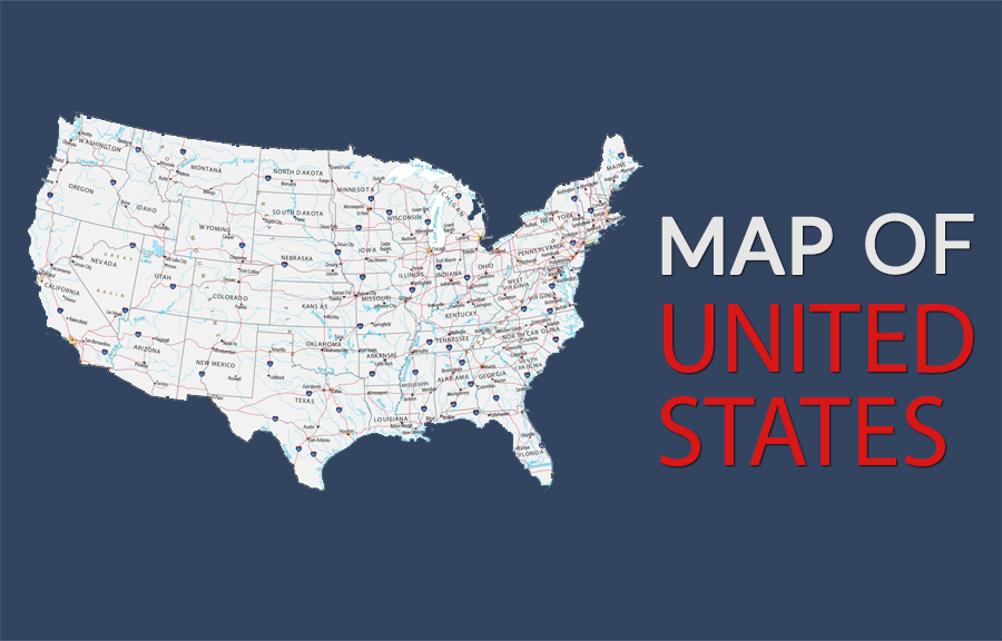 United States Map Feature