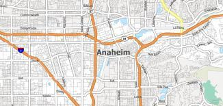 Anaheim Map Feature