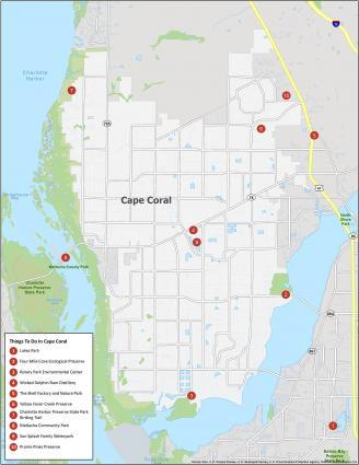 Cape Coral Things To Do