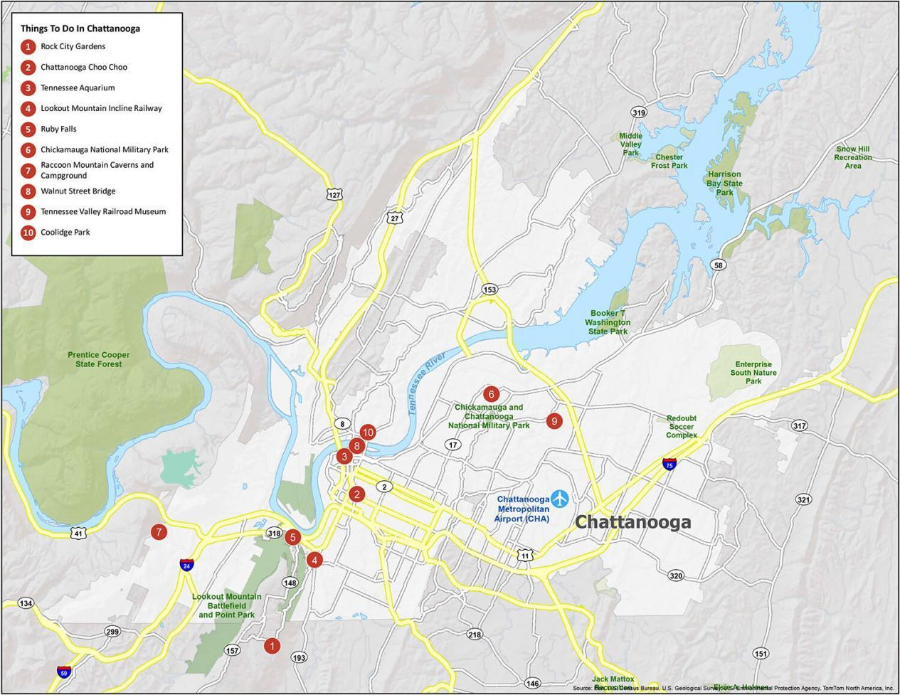 Chattanooga Things To Do
