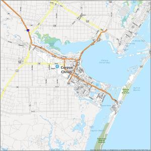 Corpus Christi Road Map
