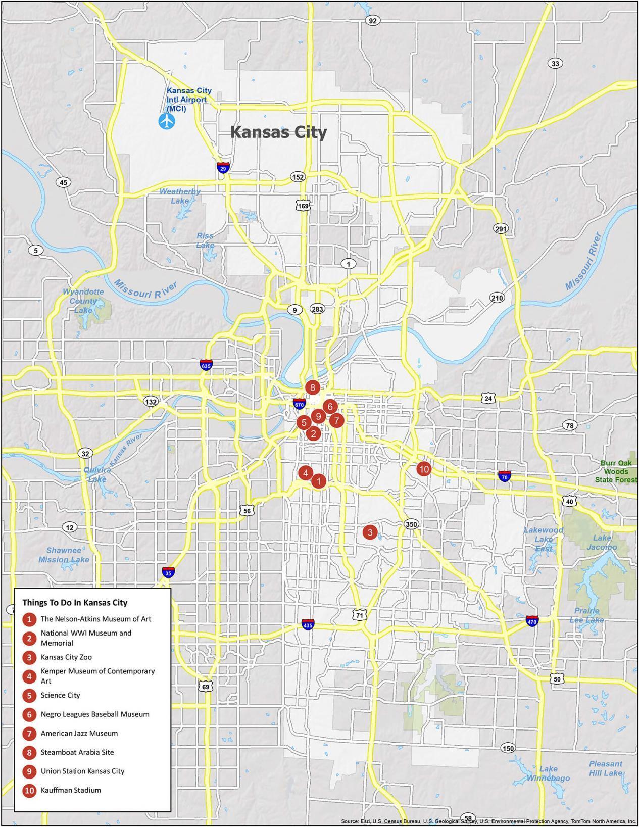 Kansas City Things To Do