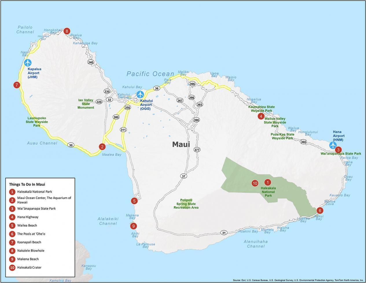 Maui Things To Do