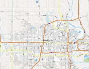 Omaha Road Map