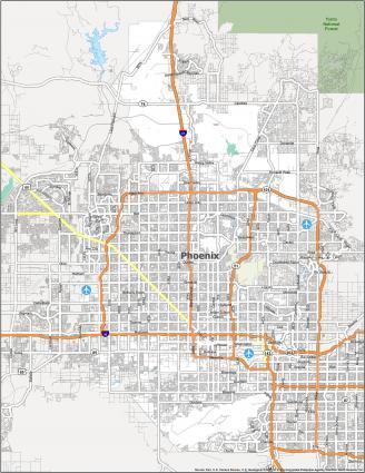 Phoenix Road Map