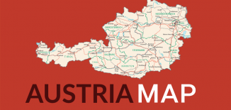 Austria Map Feature