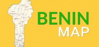 Benin Map Feature