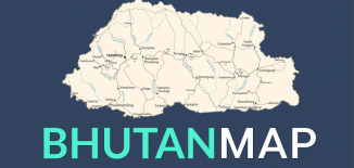 Bhutan Map Feature