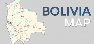 Bolivia Map Feature