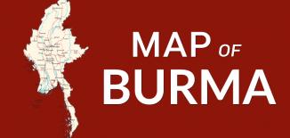 Burma Map Feature