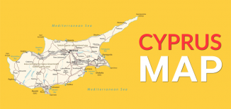 Cyprus Map Feature