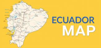 Ecuador Map Feature