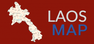 Laos Map Feature