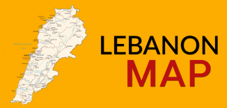 Lebanon Map Feature