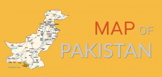 Pakistan Map Feature