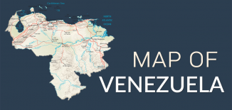 Venezuela Map Feature