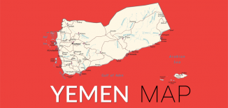 Yemen Map Feature