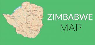 Zimbabwe Map Feature