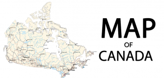 Canada Map Feature