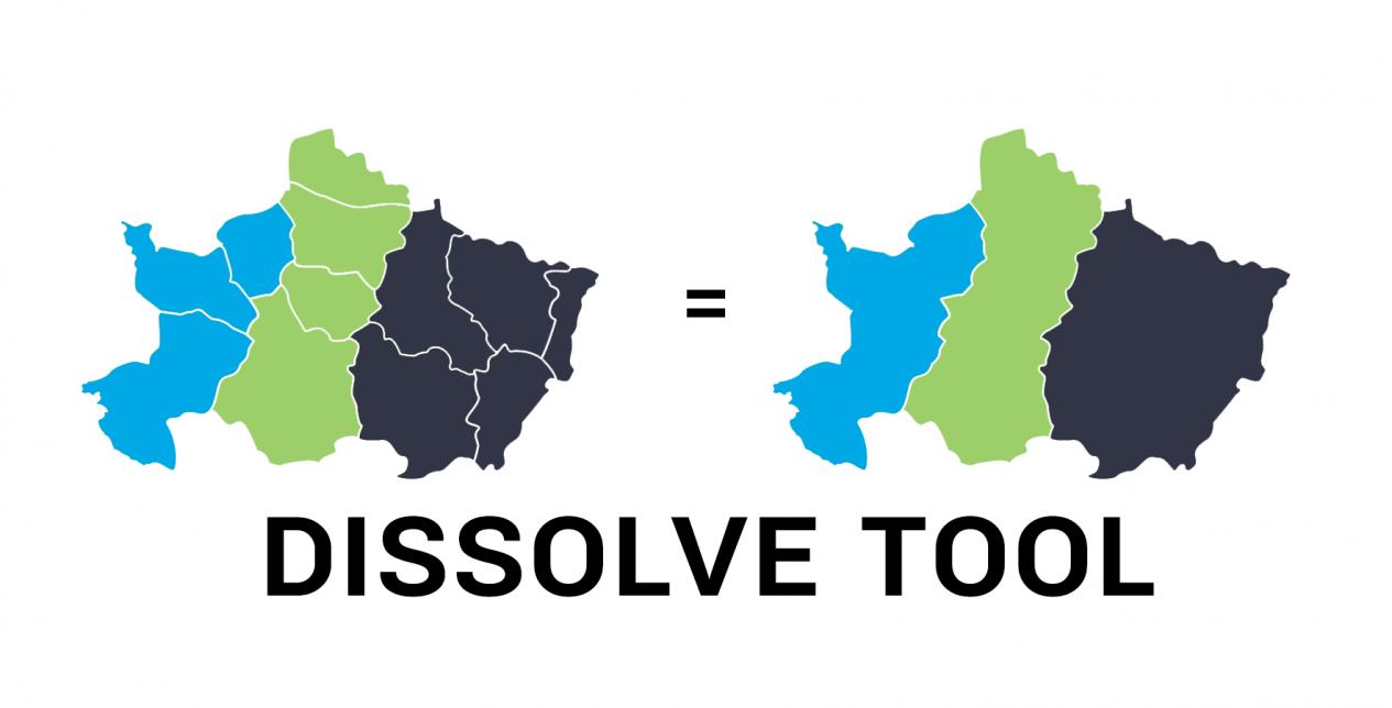 Dissolve Tool Feature