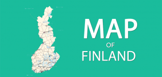 Finland Map Feature