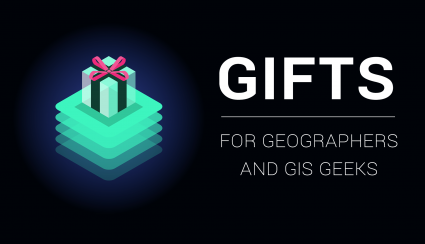 Gifts For GIS Geeks and Geographers