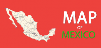Mexico Map Feature