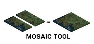 Mosaic Tool Feature