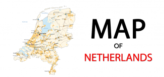 Netherlands Map Feature