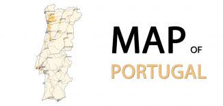 Portugal Map Feature