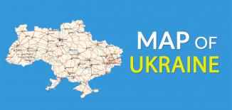 Ukraine Map Feature