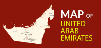 United Arab Emirates Map Feature