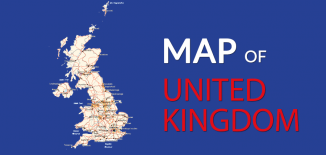 United Kingdom Map Feature