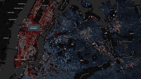 Carto Visualization