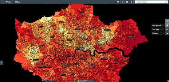 Mango Map Webmap Example