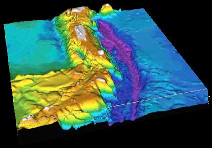 Bathymetry Topography