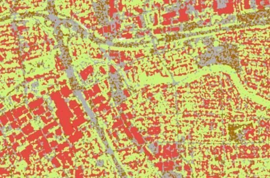 LiDAR Land Cover Classification