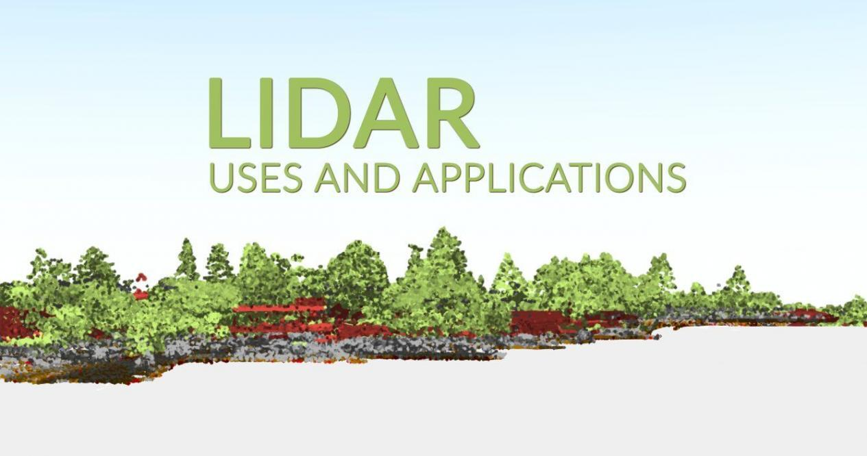 LiDAR Uses Applications