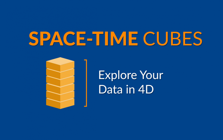 Space Time Cubes Features