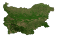 Bulgaria Satellite Map